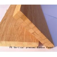 Vertical Carbonized Bamboo Board for Worktops and Tabletops