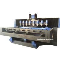Wholesale 4 Axis Multi Head Stone Statue Carving Machine to Improve Efficiency from china suppliers