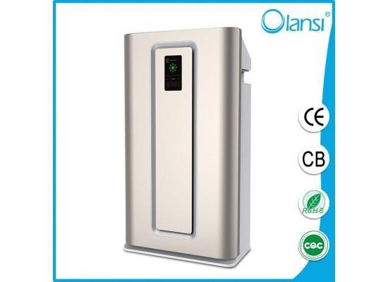 Quality Top Sell Home Air Purifier Ionizer With Hepa filter from china mainland air purifier manufacturer for sale