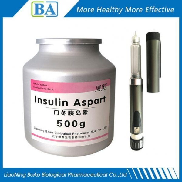 Quality Fast-acting Insulin Aspart Injections GMP/ISO9001 for sale