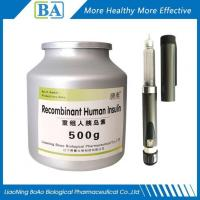 Wholesale Recombinant Human Insulin APIs(active Pharmaceutical Ingredients) from china suppliers