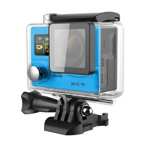 Quality Dual Screen Sport camera 4K Ultra HD WIFI Action C Model: AT-H3 for sale