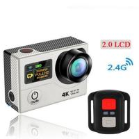 Wholesale 2.4G Remote Controller Mini Sport Camera HD 4K WI Model: AT-H3R from china suppliers