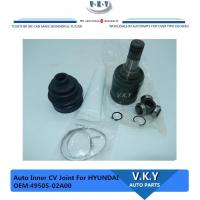 Wholesale Car Bulbs 49505-02A00 Auto Inner CV joint For HYUNDAI from china suppliers