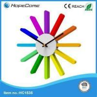 Buy cheap Creative Make Your Own Rainbow Diy Clock from wholesalers