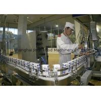 Wholesale Plastic Cup Yoghurt Processing Machine / Pasteurized Milk Manufacturing Line for Ice Cream from china suppliers