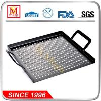 Wholesale Non-Stick BBQ Grill Wok from china suppliers