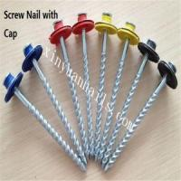 Wholesale china Annular Ring Shank Pallet Nail from china suppliers