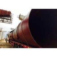 Wholesale PESCO ASTM A252 Piling Pipes A252 Steel Piling Pipes from china suppliers