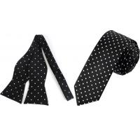 Wholesale Polka Dot Tie Or Bow Ties For Men from china suppliers