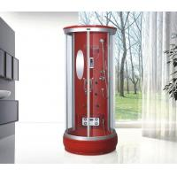 Wholesale Hot Sale New Product Clean Round Shower Cabinet Steam Shower Room from china suppliers