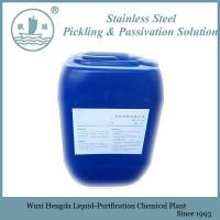 Wholesale Stainless Steel Pickling and Passivation Liquid Pickling and Passivation Solution from china suppliers