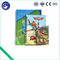 Wholesale Custom design 3D Lenticular printing Notebook cover from china suppliers