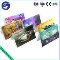 Wholesale Stereoscopic 3D PP Lenticualr Greeting Card from china suppliers