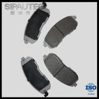Wholesale Factory Sell SIPAUTEC Semi-metallic Motorcycle Brake Pad from china suppliers