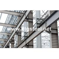 High Quality Advanced/automated Steel Fabrication for SIEMENS 1025 tons Braden Egypt Contract