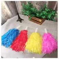 Wholesale Metallic Cheerleading Pom Poms Party Costume Accessory Set from china suppliers
