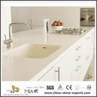 Wholesale Rose Cream Marble Floor Tiles for Bathroom Decoration from china suppliers