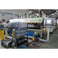 Wholesale PC PP PE Hollow Sunlight Profile Board Extrusion Production Line from china suppliers