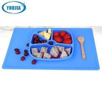 Silicone mat/placemat - Integral type