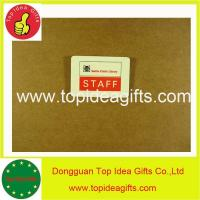 Wholesale fashional custom plastic namebadge from china suppliers