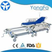 Wholesale Hospital Patient Transfer Connecting Trolley Stretcher Cart For OT Room from china suppliers