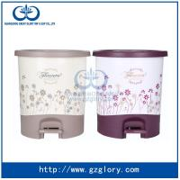 Wholesale Kitchen peddal trash cans 006 from china suppliers