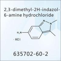 Wholesale 2,3-dimethyl-2H-indazol-6-amine Hydrochloride from china suppliers