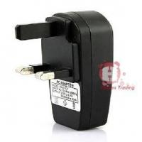 For Mobile Phone Mini USB Travel/Wall Charger Adapter with USB Cable UK Plug