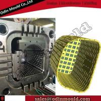 Rattan Laundry Basket Injection Mould
