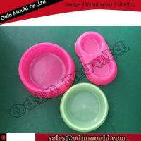 Dog Food Bowl Injection Plastic Mould