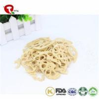 Wholesale TTN New Drop Vacuum Fried Dried Lotus Root Food With Lotus Root Nutrition from china suppliers