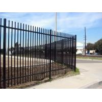 Newly Designed Commercial Fence Building Residential Fence Contractors Company