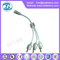 A three 5521 dc waterproof cable, transparent soft article l