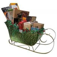 Wholesale Gift Baskets Delectable Sleigh Ride from china suppliers
