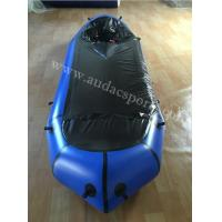 Inflatable Lightweight Packrafts Boats With Spray Deck