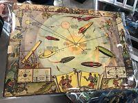 Buy cheap Buck Rogers 1933 Vintage Map Of The Solar System And Seasons And The Earth's Orbit from wholesalers