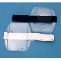Wholesale Armband ID Badge Holder, Premium Vinyl, Vertical from china suppliers