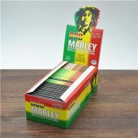 China BOB Marley Cigarette Rolling Papers on sale
