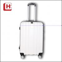 Wholesale OEM Carbon Size Trolley Luggage Bag Spinner 20 Inch with Resettable Code Lock from china suppliers