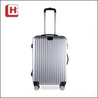 Wholesale Light Weight Plastic Carry on Small Size Trolley Luggage for Business from china suppliers