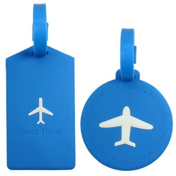 Quality Personalized PVC Luggage Tag for sale