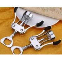 Wholesale High grade zinc alloy multifunctional stainless steel wine bottle opener from china suppliers