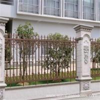 Wholesale Aluminum Decorative Backyard Garden Fence from china suppliers