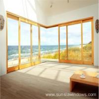 Wholesale European System Aluminium Lift and Sliding Doors from china suppliers