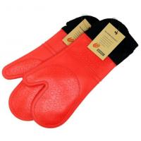 Buy cheap Silicone Oven Mitts from wholesalers