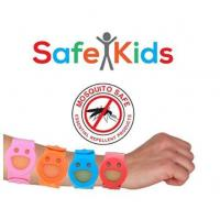 Buy cheap Outdoor 100% natural slap on silicone mosquito repellent bracelets with DEET free from wholesalers