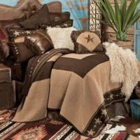 Star Ranch Quilt Bedding Collection
