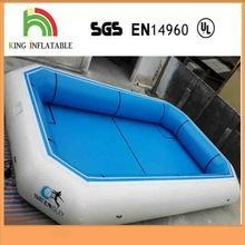 Kids inflatable swimming pool and square swimming pool Square swimming pools for sale