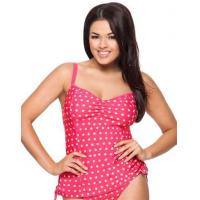 Wholesale Curvy Kate Seashell Balconette Tankini Top Sorbet from china suppliers